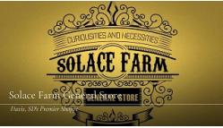 Solace Farm General Store Logo